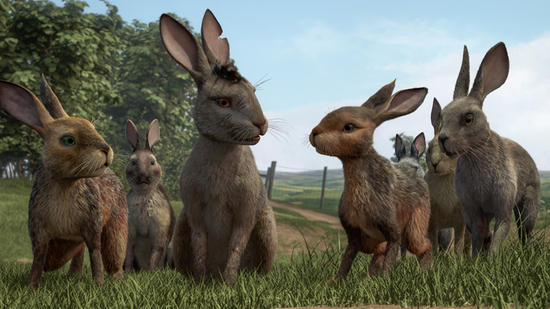 First Trailer for New Watership Down