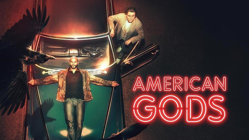 Watch the First Three Minutes of American Gods Season 2!