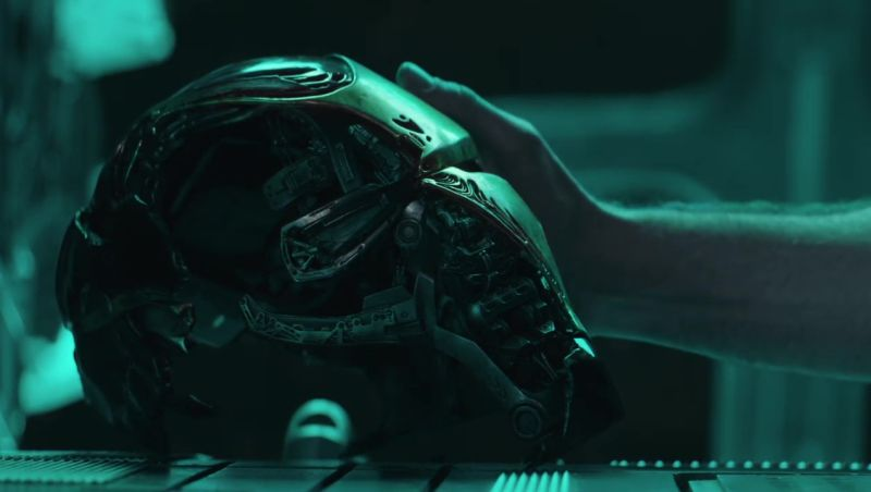 Avengers: Endgame Trailer Screenshots Reveal Ronin and More
