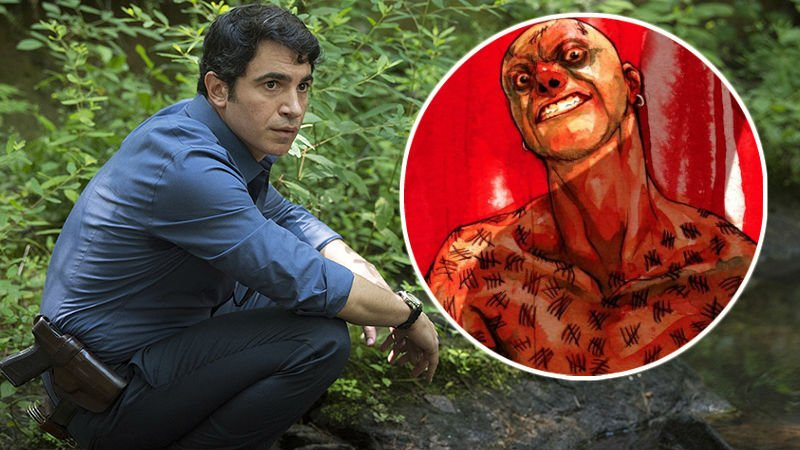 Birds of Prey Adds Chris Messina as Villain Victor Zsasz