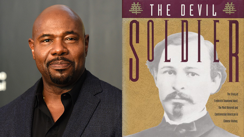 Antoine Fuqua Adapting Caleb Carr's The Devil Soldier