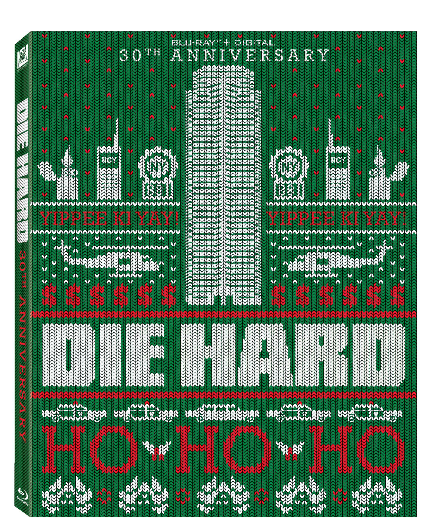 Die Hard gets Christmas makeover