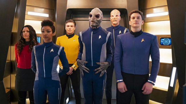 Star Trek: Discovery Season 2 Boost Subscribers for CBS All Access