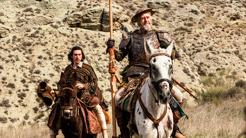 The Man Who Killed Don Quixote Film Set for 2019 Release