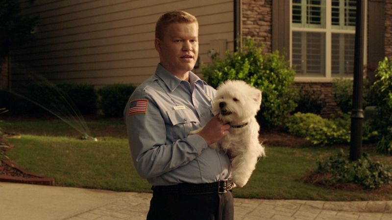 Jesse Plemons in Talks To Join Brie Larson in Charlie Kaufman Netflix Movie