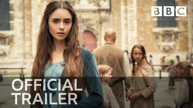 BBC'sLes Misèrables Trailer Features Lily Collins and Olivia Colman