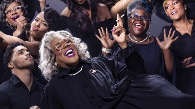 Tyler Perry's Madea Puts the Fun in Funeral in New Poster