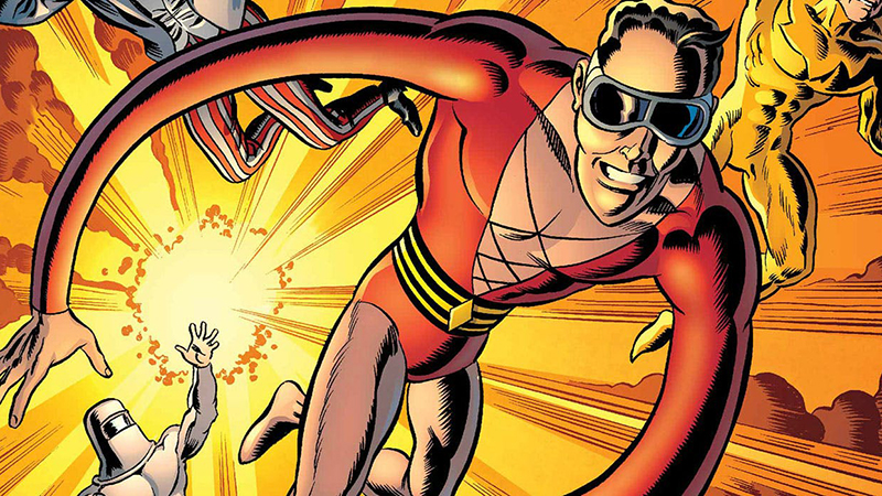 Warner Bros. Developing Plastic Man DC Film