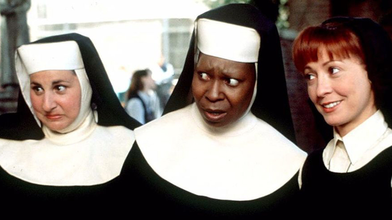 Sister Act 3 in the Works for Disney+ Streaming Service ...