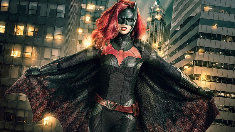 The CW Orders 'Batwoman' Pilot Starring Ruby Rose!
