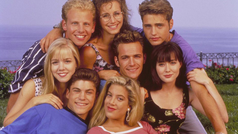 Beverly Hills 90210 revival
