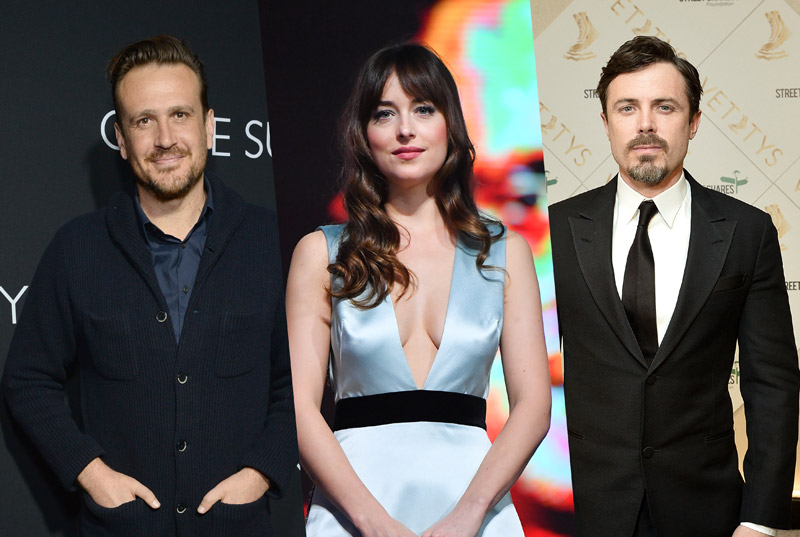 Dakota Johnson, Jason Segel & Casey Affleck to Star in The Friend