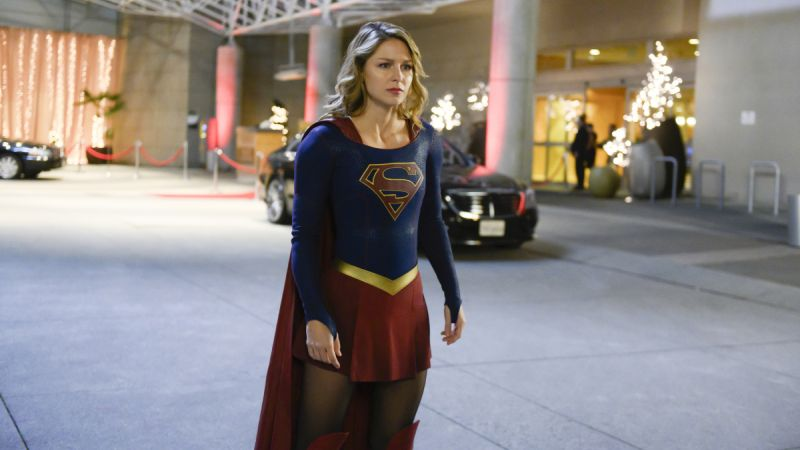 Supergirl Episode 4.12 Promo: Menagerie