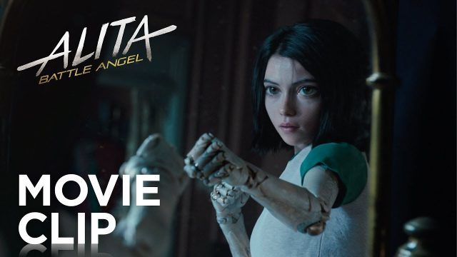 New 'Alita: Battle Angel' Mirror Punch Clip Sheds Light on Hero's Past