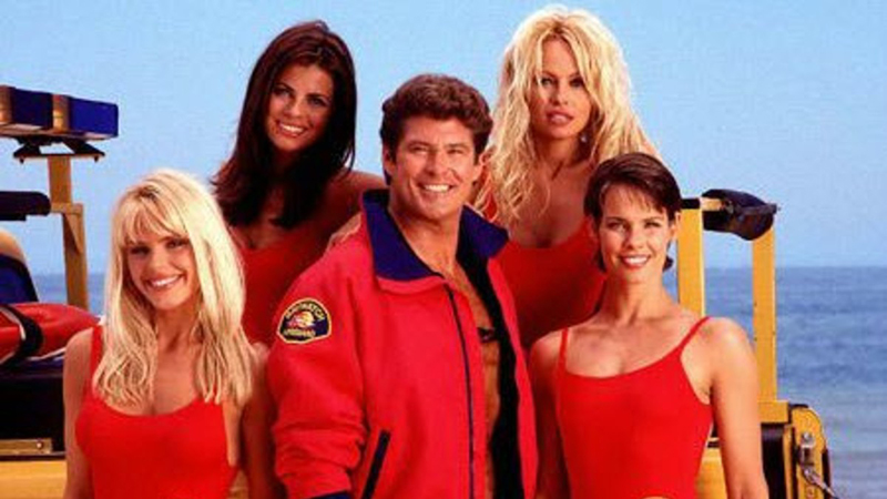 Newly Remastered Baywatch Series Coming to Amazon Prime Video