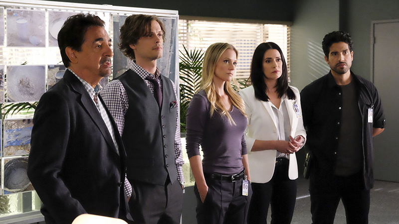 CBS' Criminal Minds Series Renewed for 15th & Final Season