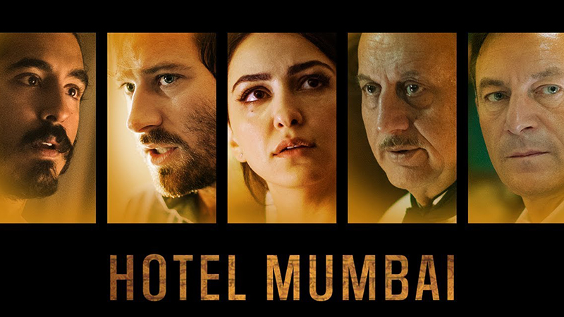 Hotel Mumbai Trailer: The True Story of the 2008 Siege on Taj Hotel