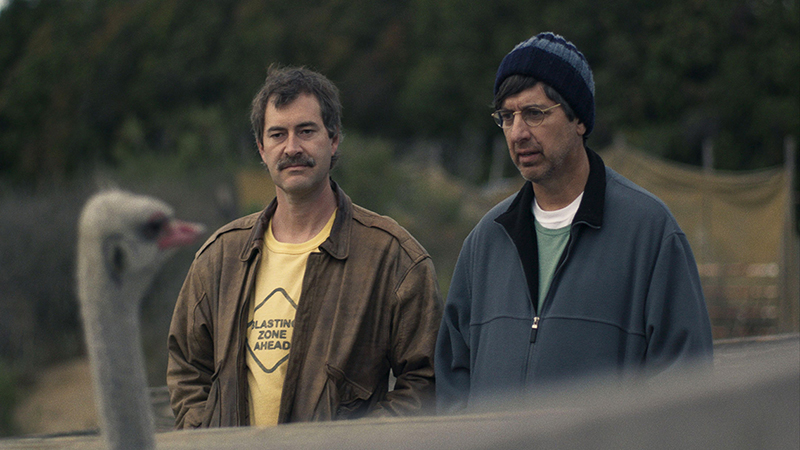 Netflix's Paddleton Trailer & Key Art Released