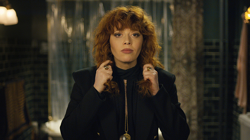 Netflix's Russian Doll Comedy Series Trailer & Key Art Released