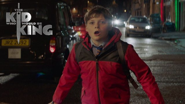 Alex Must Stop Evil in New The Kid Who Would be King TV Spot