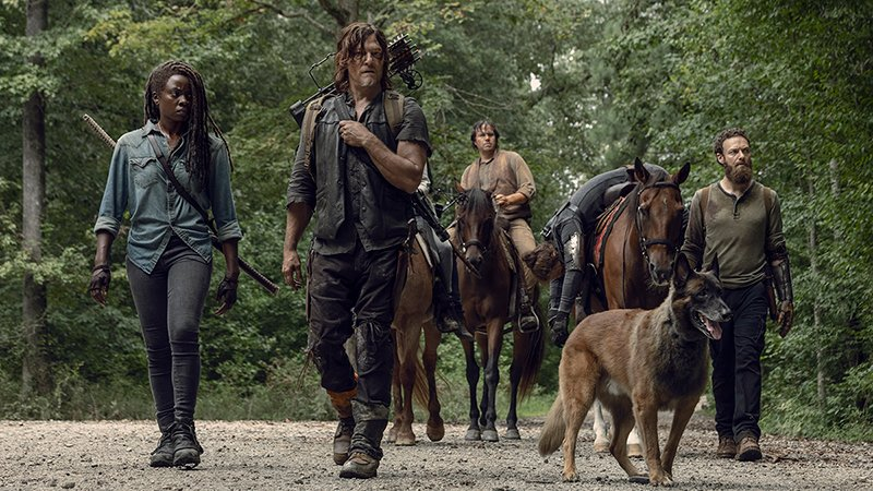 The Walking Dead Season 9 Midseason Premiere on AMC Premiere Week Early