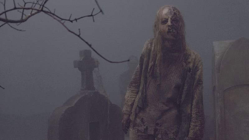 The Whisperers: Behind-the-Scenes of The Walking Dead Season 9