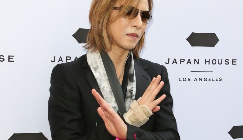 Japanese Composer and Rock Star Yoshiki to Score xXx 4