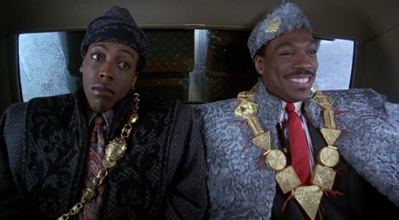 Eddie Murphy's 'Coming to America' Sequel Is Coming in 2020