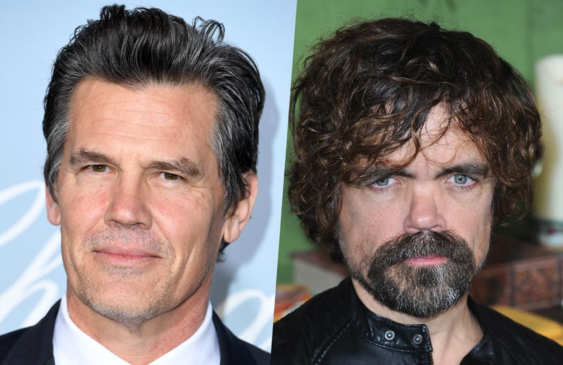 Josh Brolin & Peter Dinklage to Star in Legendary's Comedy Brothers