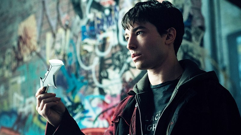 The Mourner lands Ezra Miller