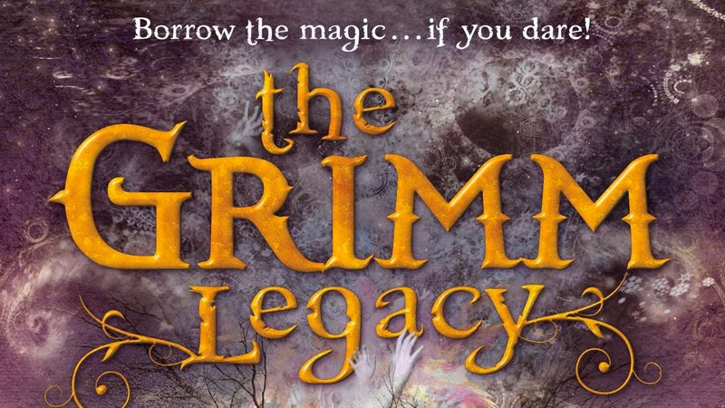 adapt The Grimm Legacy novels