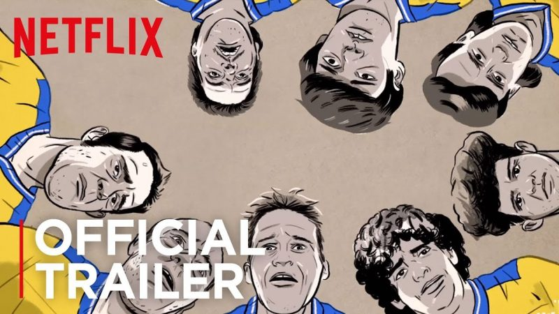 New trailer for Losers