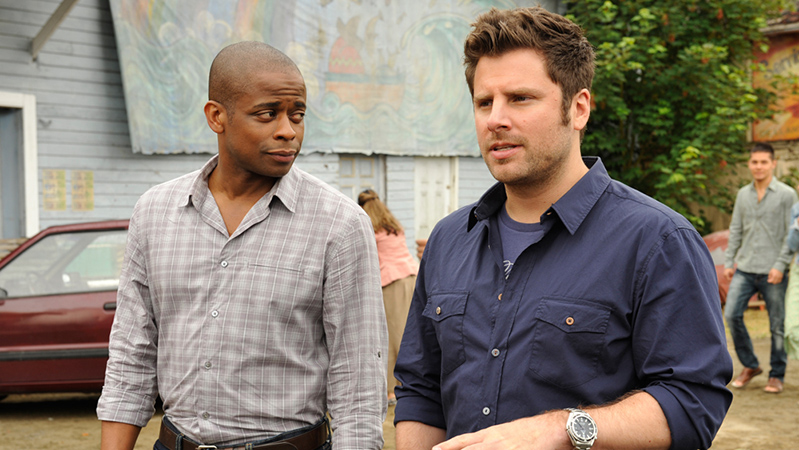 Come On, Son! USA Orders a Psych Movie Sequel