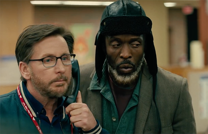 Emilio Estevez's The Public Gets Its First Trailer from Universal