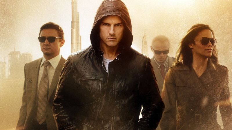 Mission: Impossible Ghost Protocol Originally Passed the Torch...