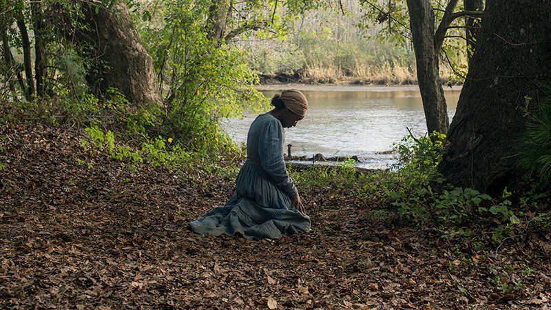 Harriet Photos Reveal First Look at Cynthia Erivo as Harriet Tubman