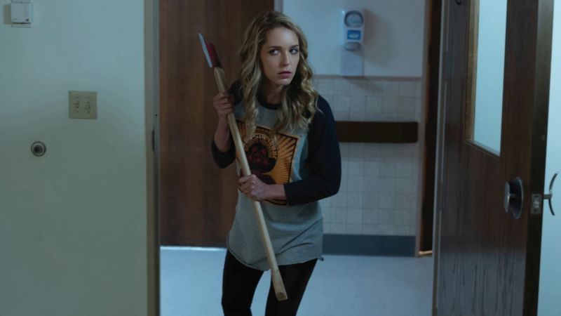Tree Tries to Escape Death Again in New Happy Death Day 2U Clip