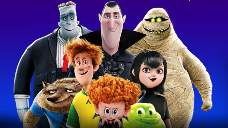 Hotel Transylvania 4 Set for December 2021 Release Date