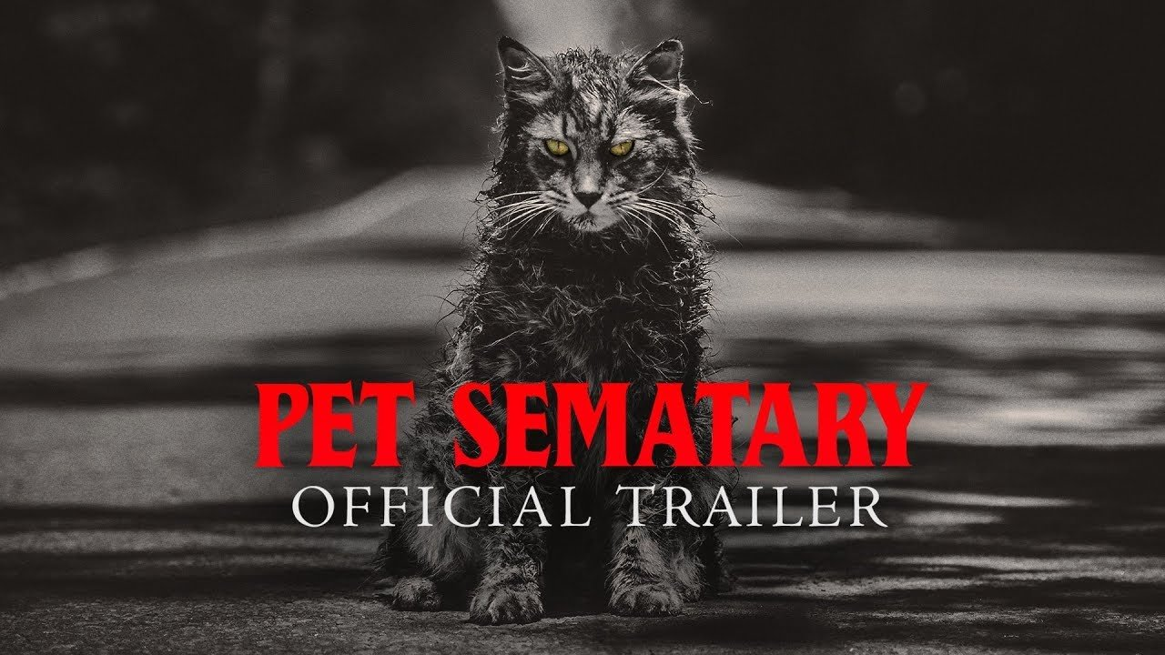 Hide your cat - the new Pet Sematary trailer is horrific