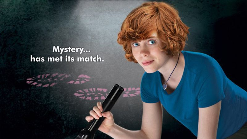 Mystery Has Met its Match in New Nancy Drew Poster