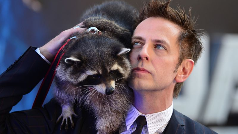 Oreo, the raccoon who inspired 'Guardians of the Galaxy's' Rocket, has died