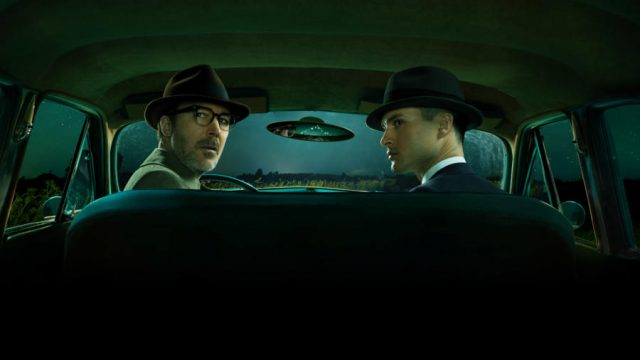 Project Blue Book Renewed for Season Two at HISTORY