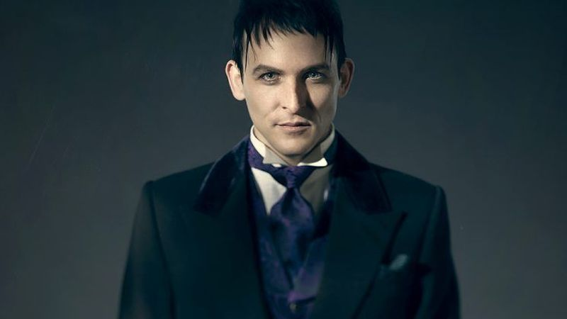 Gotham's Robin Lord Taylor Joins You Season Two