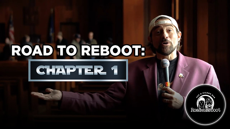 Kevin Smith Launches Jay and Silent Bob Reboot Production Diaries