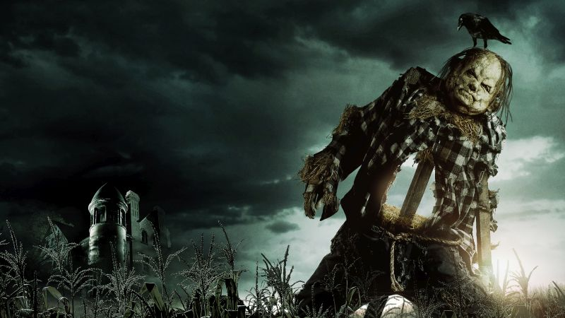 The Scary Story to Tell in the Dark Trailer is Here!