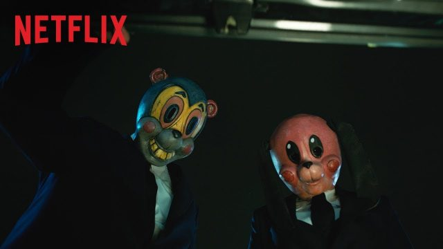 The Umbrella Academy Promo: Hazel and Cha Cha Have the Best Job