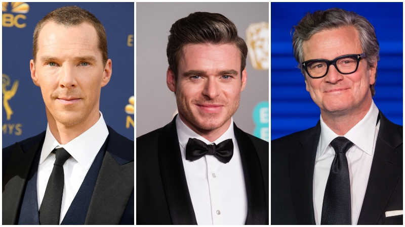 1917 Lands Benedict Cumberbatch, Richard Madden, and Colin Firth