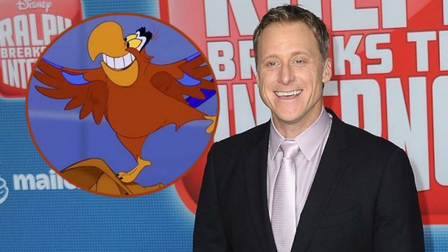Alan Tudyk To Voice Iago In Disney's Live-Action 'Aladdin'