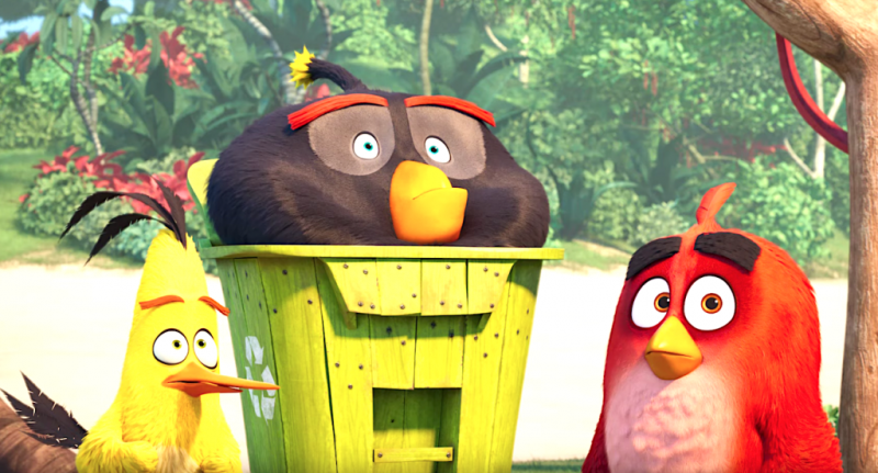 Second Trailer for Sony Animation's Sequel 'The Angry Birds Movie 2'