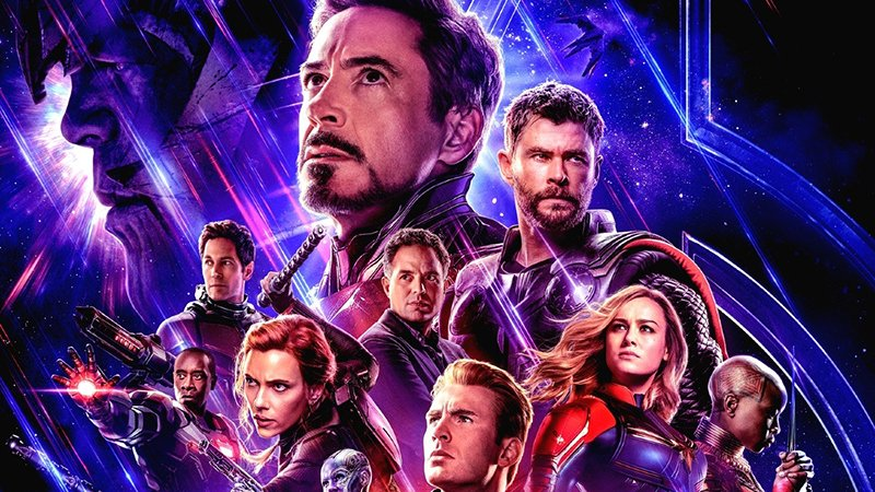 It's The Avengers Versus Thanos In Dueling Endgame Empire Covers